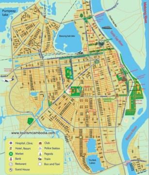 Mapa-Turistico-Phnom-Penh