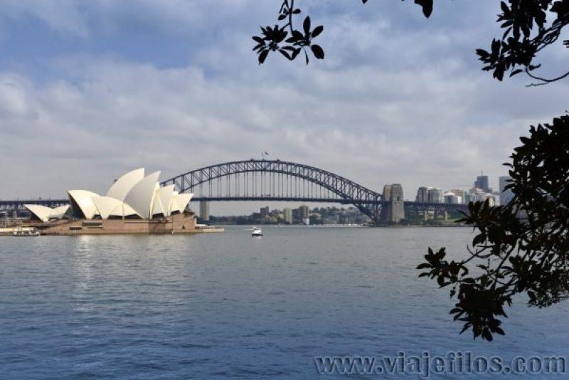 Opera de Sydney. De nuestra escala en Sydney recorriendo Australia en autocaravana
