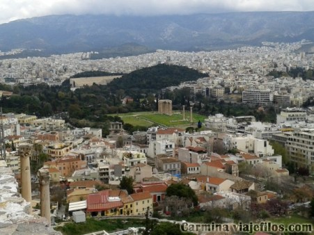 Viajefilos en Grecia, Atenas 008