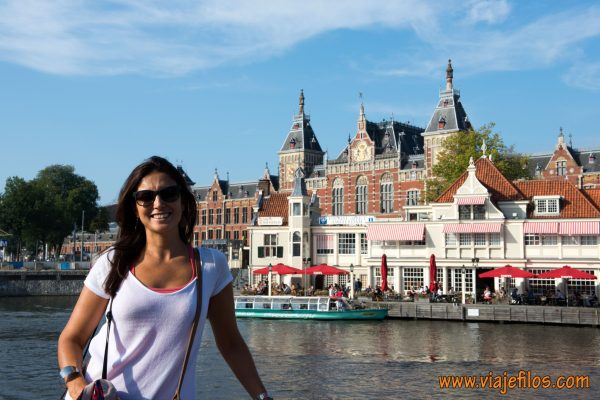 Viajefilos en Holanda, Amsterdam 11