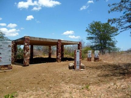 Estrutura: a ideia era fazer um Café para atender turistas