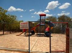 Brinquedão faz parte da estrutura turística do Pontal