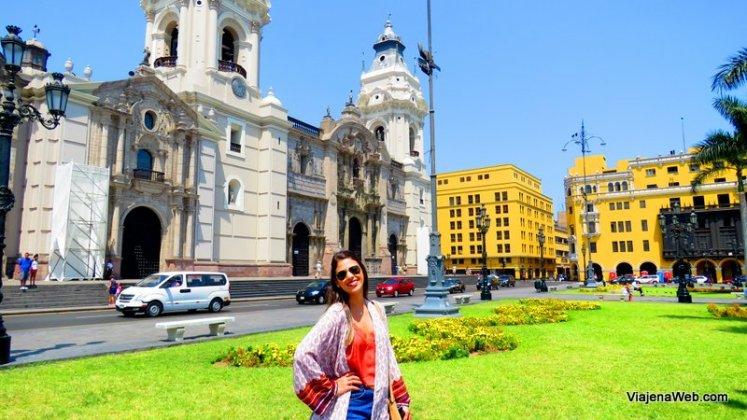 Um dos motivos para amar Lima.