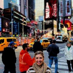 Nova York - Times Square em Obras