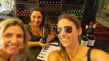 Degustação de vinhos em Nemea