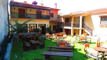 Hotel em Meteora na Grécia