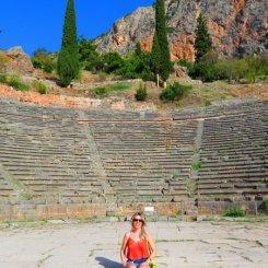 Delfos a Grécia