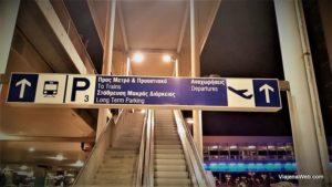 Dicas para sair do aeroporto de Atenas