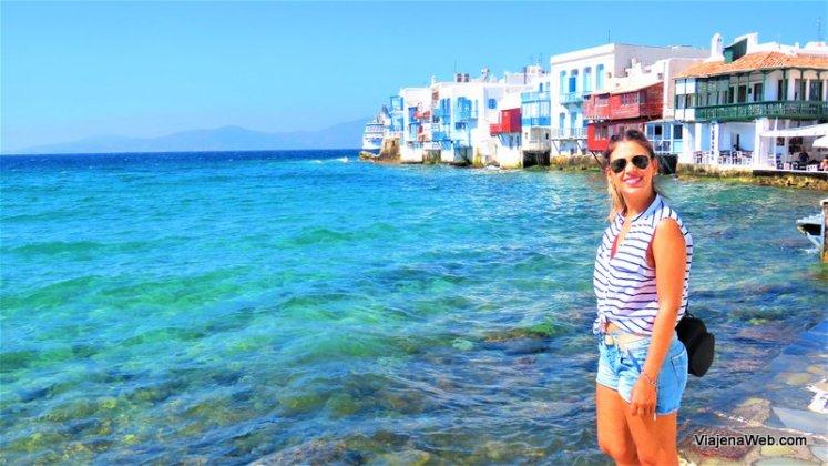 Little Venice em Mykonos