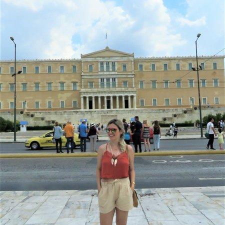 Roteiro na Grecia