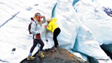 Gelerias do Glacier Pastoruri