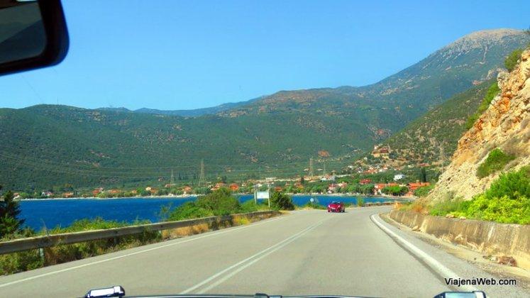 Como chegar em Zakynthos saindo de Atenas