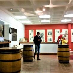 Degustação de vinhos em Groot Constancia - Vinícola perto de Cape Town na Africa do Sul