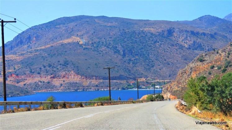 Dirigir na Grécia - Road trip