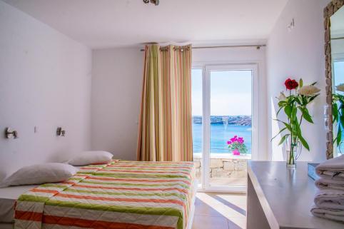 Onde ficar em Mykonos - Paradise Beach - Paradise Beach Resort