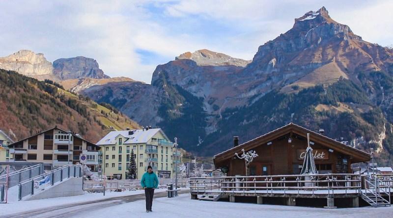 Conheça a encantadora Engelberg e o Monte Titlis, o único nos Alpes Suíços Centrais com neve o ano todo