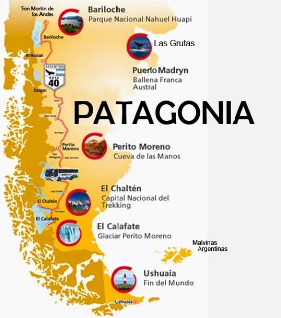 ruta 40 patagonica