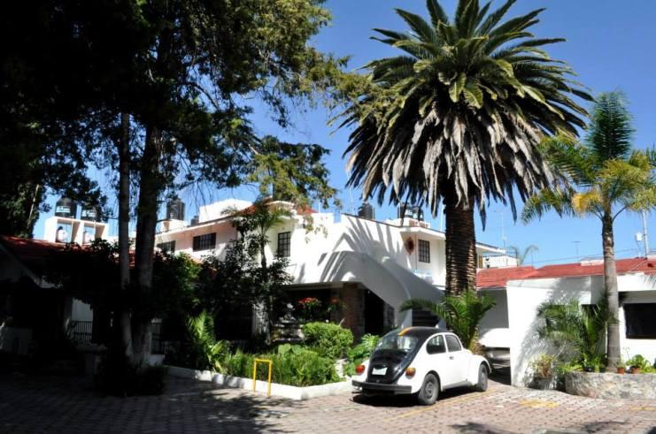 Couchsurfing en Puebla