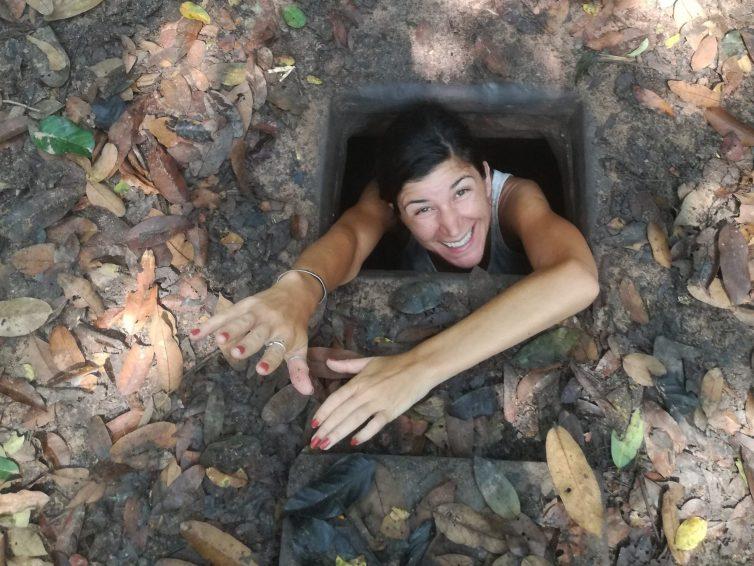 Cuchi Tunnel
