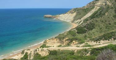 Bahía de las águilas en República Dominicana