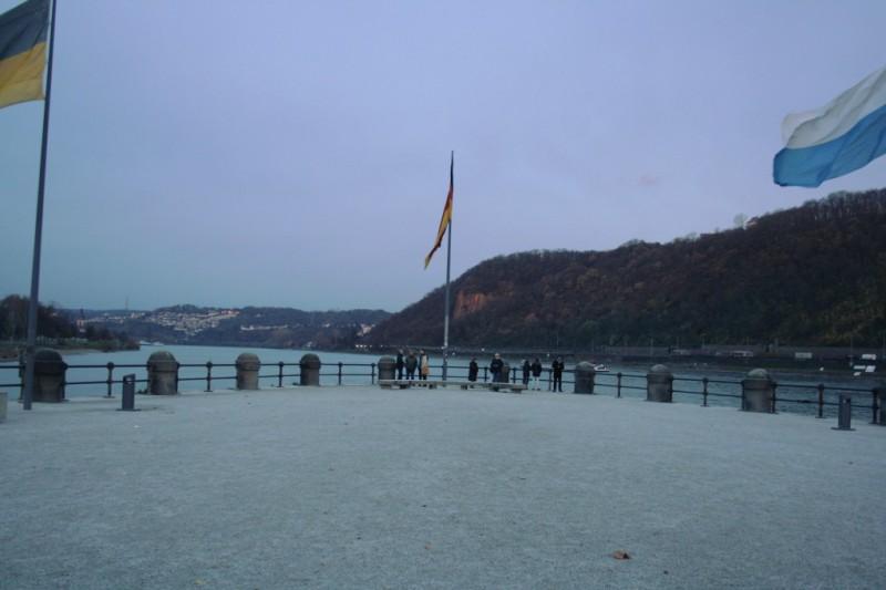 Visita Deutsches Eck