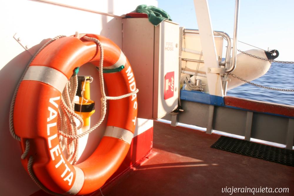 Barco Valetta Malta
