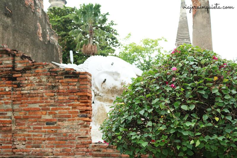 Mejor templo de Ayutthaya