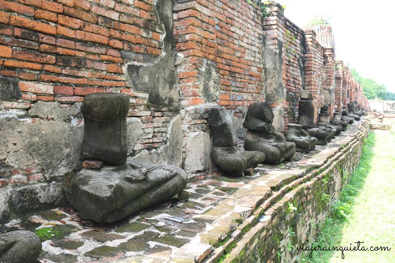 Mapa-Ayutthaya