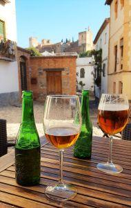 Viajeros Infrecuentes - Alhambra desde el Albaicin