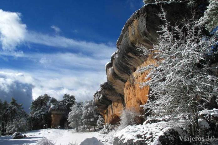 La Ciudad Encantada en Cuenca