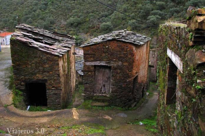 casas tradicionales que ver en las Hurdes