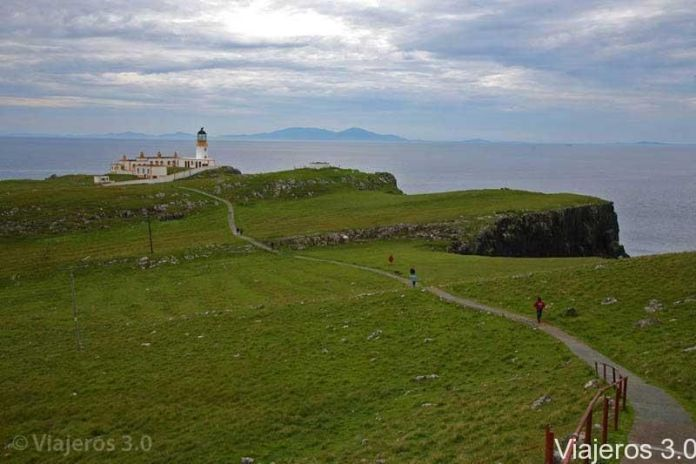 Neist Point isla de Skye