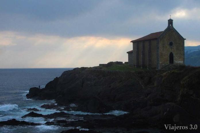 Ermitage de Santa Catalina à Mundaka, Réserve d'Urdaibai