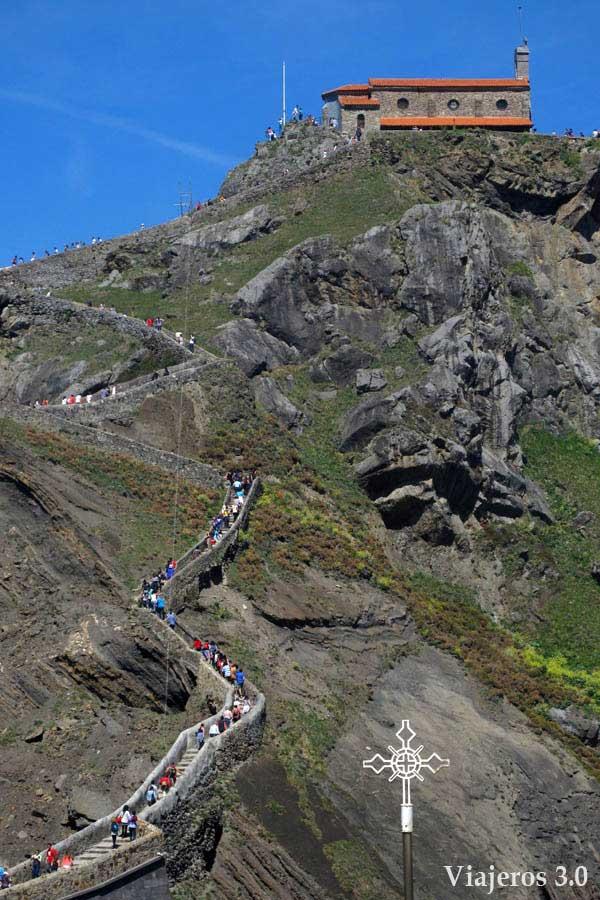 San Juan de Gaztelugatxe, Reserva de Urdaibai