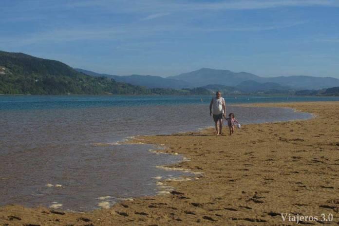 playas en la Reserva de Urdaibai