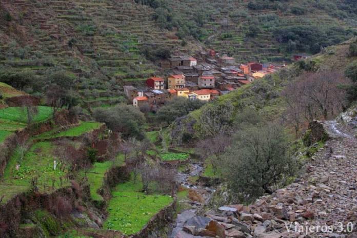 El Gasco, un día de ruta por Las Hurdes
