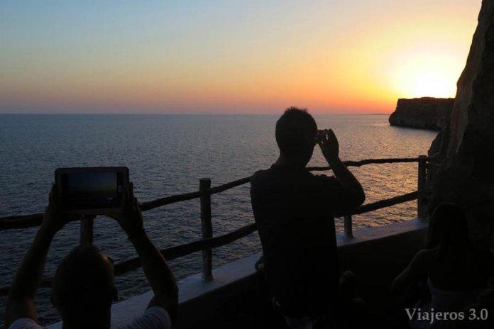Coucher de soleil Menorca- (23)