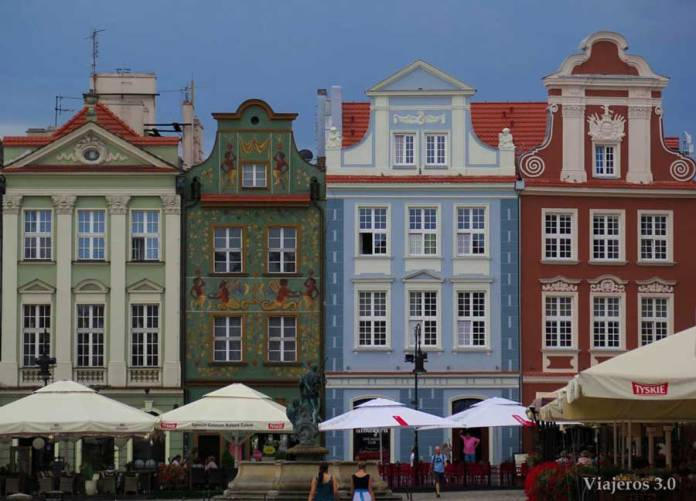 Países baratos para viajar en Europa: Polonia