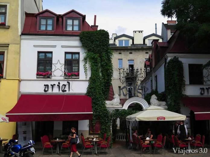 restaurantes judíos en Kazimierz