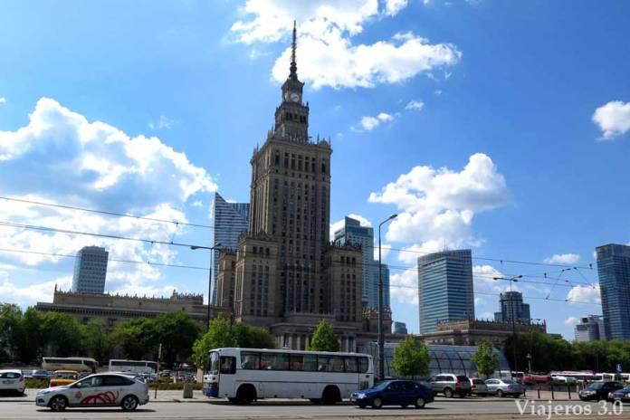 Palacio de Cultura y Ciencias de Varsovia