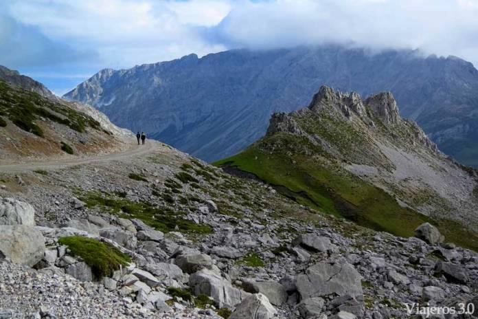 Fuente Dé senderismo en los Picos de Europa