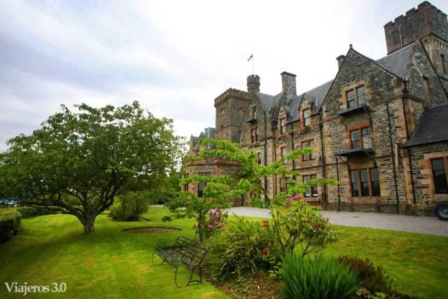 el hotel Castillo Duncraig