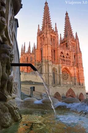 visitar la catedral de Burgos, horarios y tarifas
