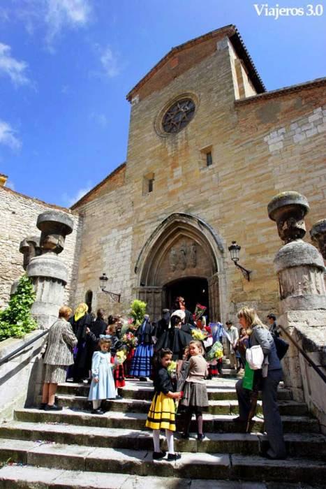 Que ver y que hacer en Burgos en un fin de semana, iglesia de San Gil