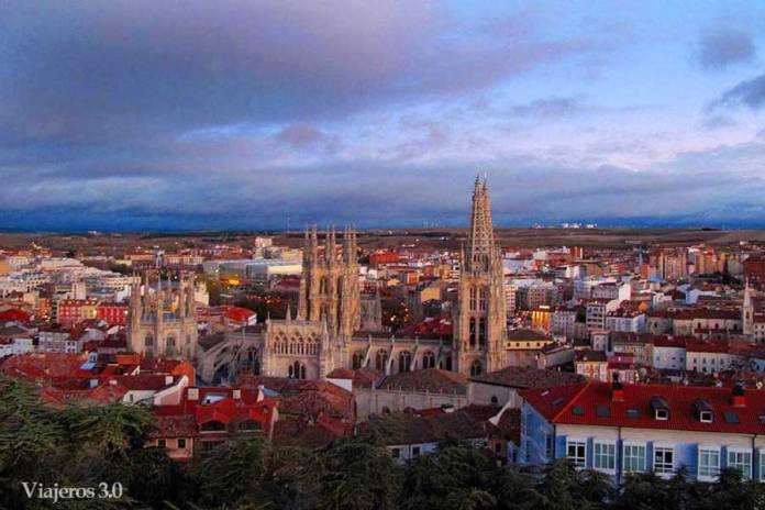mirador del Castillo, Que ver y que hacer en Burgos en un fin de semana