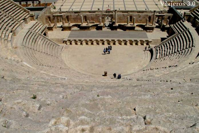 Teatro Romano en Amman