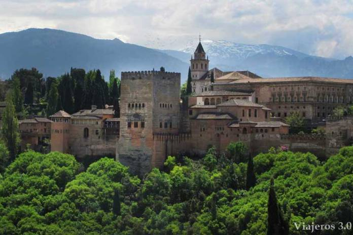 monumentos de España, La Alhambra