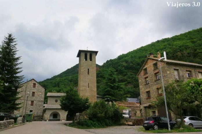 Sarvisé en Huesca