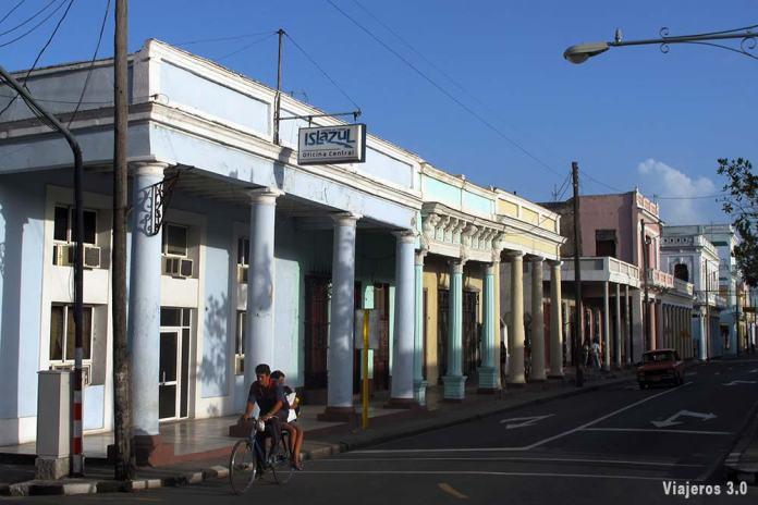Cienfuegos, ruta por Cuba