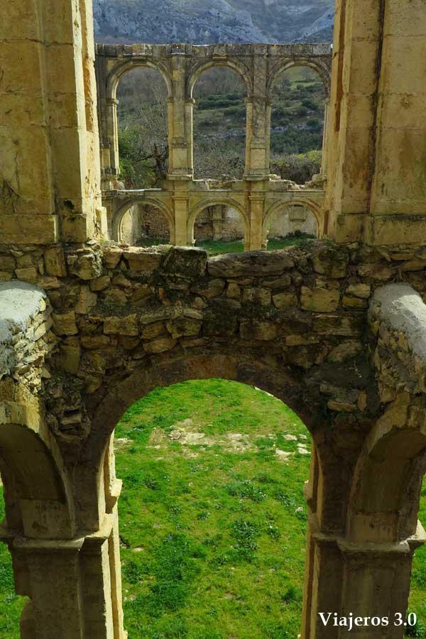 Monasterio de Rioseco en Burgos